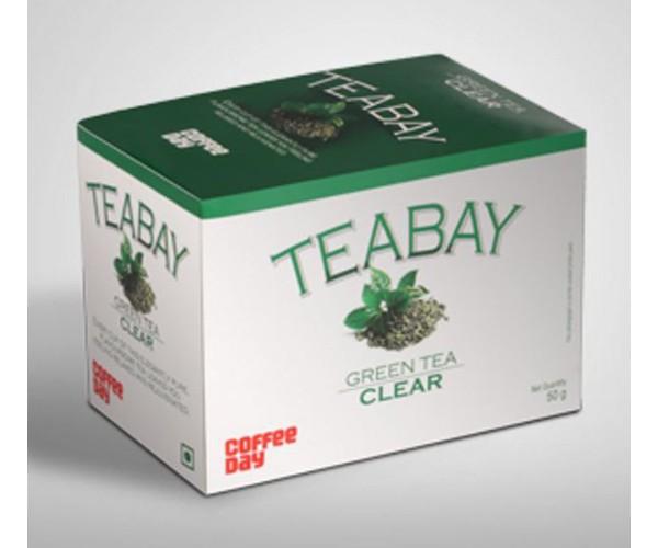 Green Tea Clear